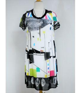 Robe imprimée 730