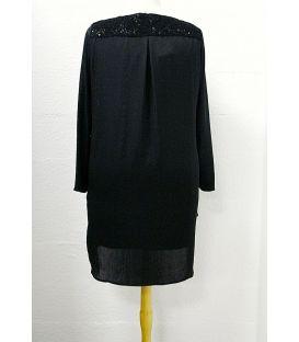 Robe noire 8319