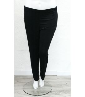 Pantalon fluide noir 4422