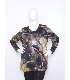 T Shirt doré 8574