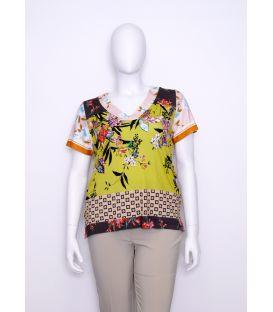 T  Shirt fleur 08222