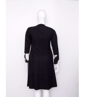Robe noire 839