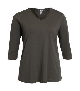 T Shirt bleu 553