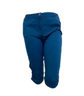 Pantacourt Bleu Marine L5220