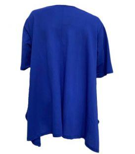 Tunique Bleue Factice