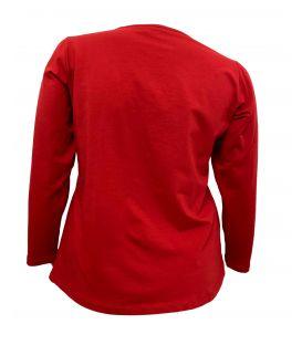 T-Shirt Rouge
