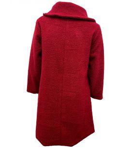 Manteau bouclette Guerrière