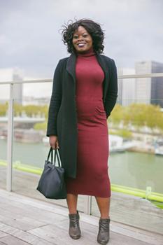 Morphologie A pour choisir ses vêtements de grande taille originaux, pour femme