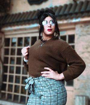 Morphologie O pour choisir ses vêtements de grande taille originaux, pour femme